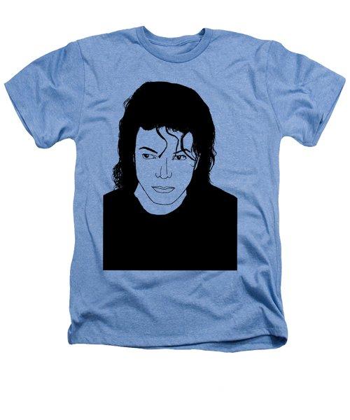 Michael Jackson Heathers T-Shirt by Lionel B