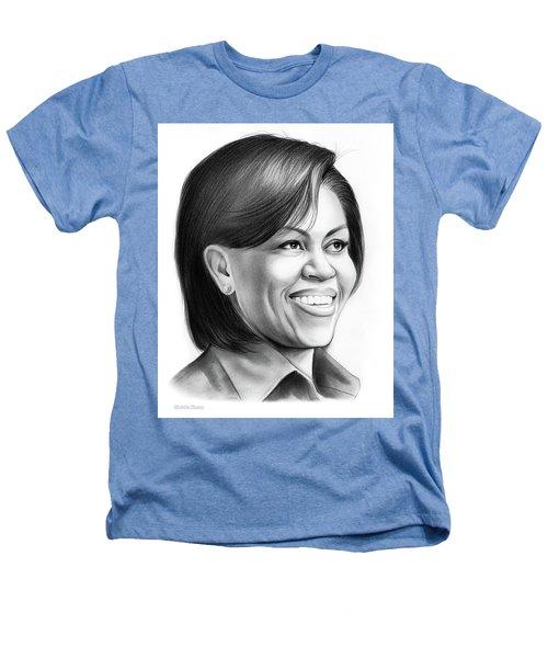 Michelle Obama Heathers T-Shirt