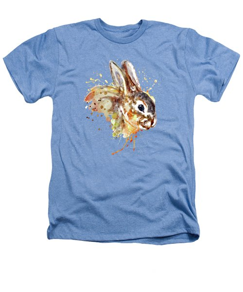 Mr. Bunny Heathers T-Shirt by Marian Voicu