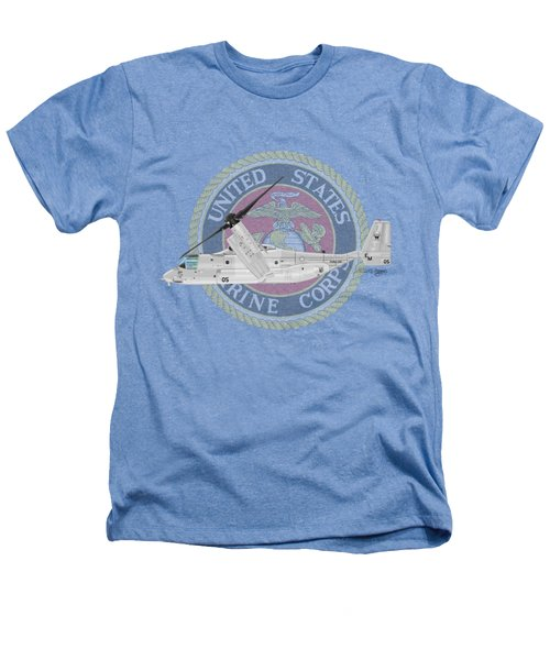 Mv-22bvmm-261 Heathers T-Shirt