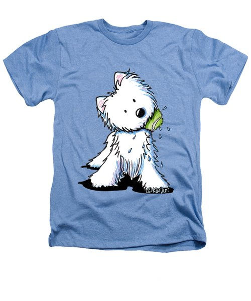 My Ball My Rules Heathers T-Shirt