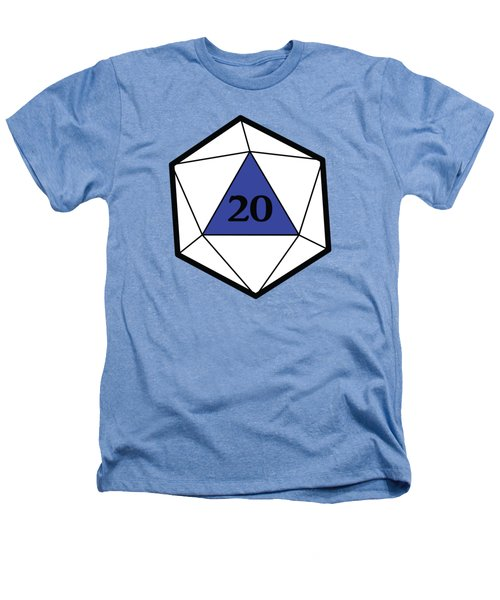 Natural 20 Heathers T-Shirt