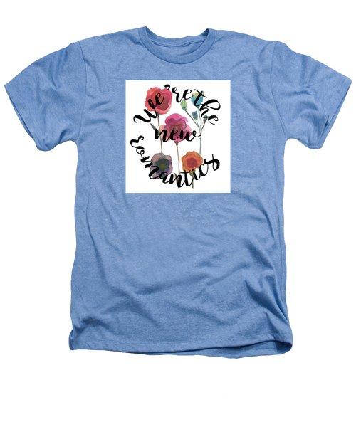 New Romantics Heathers T-Shirt by Patricia Abreu