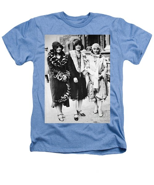 New York - Harlem C1927 Heathers T-Shirt by Granger