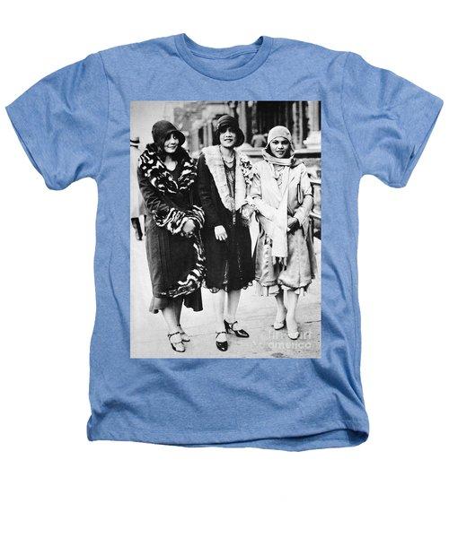 New York - Harlem C1927 Heathers T-Shirt by Granger