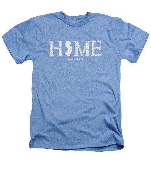 Nj Home Heathers T-Shirt by Nancy Ingersoll
