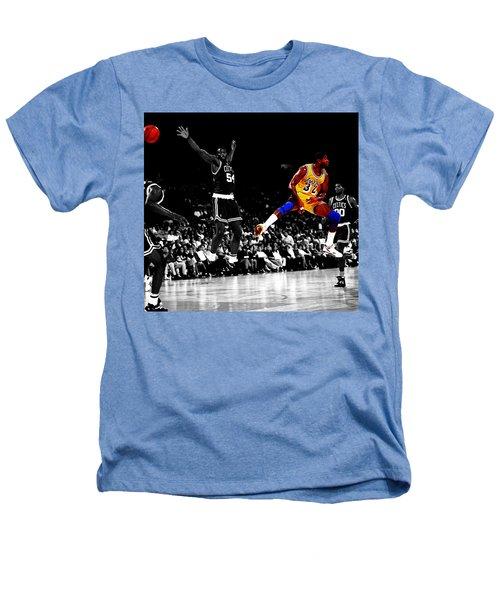 No Look Pass 32 Heathers T-Shirt