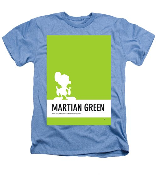No15 My Minimal Color Code Poster Marvin Heathers T-Shirt