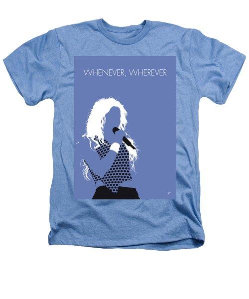 No168 My Shakira Minimal Music Poster Heathers T-Shirt