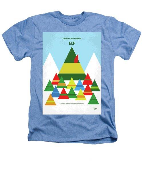 No699 My Elf Minimal Movie Poster Heathers T-Shirt