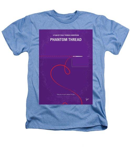 No904 My Phantom Thread Minimal Movie Poster Heathers T-Shirt