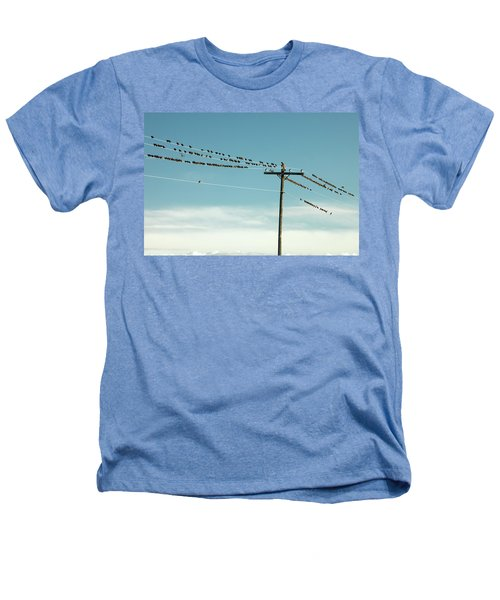 Not Like The Others Heathers T-Shirt by Todd Klassy