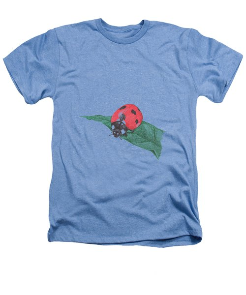 Nursery Painting, Insect Wall Art, Ladybug Print, Animal Nursery Prints, Red Nursery Art  Heathers T-Shirt