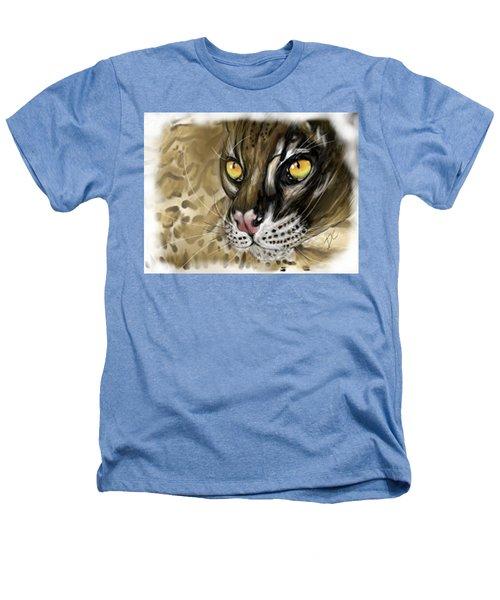 Ocelot Heathers T-Shirt by Darren Cannell