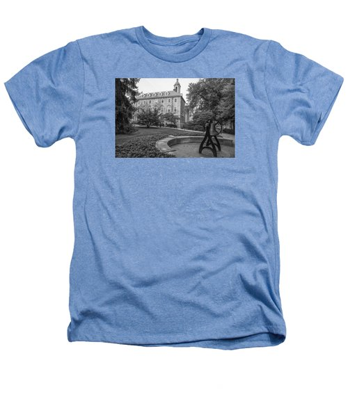 Old Main Penn State University  Heathers T-Shirt by John McGraw