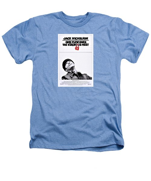 One Flew Over The Cuckoo's Nest Heathers T-Shirt by Movie Poster Prints