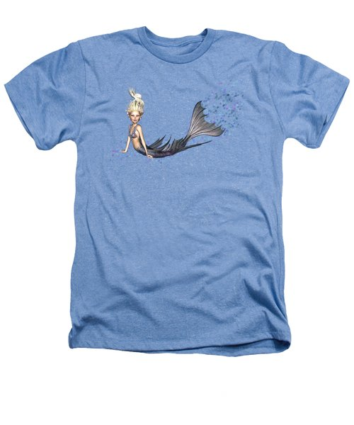 Opal Mermaid Heathers T-Shirt