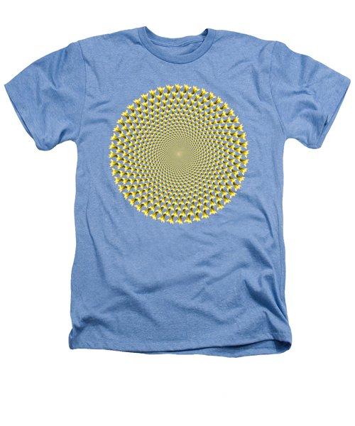 Opium Lettuce Vortex Heathers T-Shirt