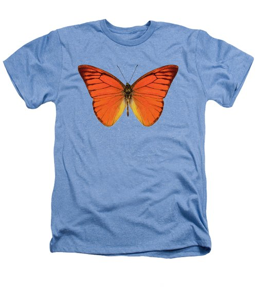 Orange Butterfly Species Appias Nero Neronis  Heathers T-Shirt