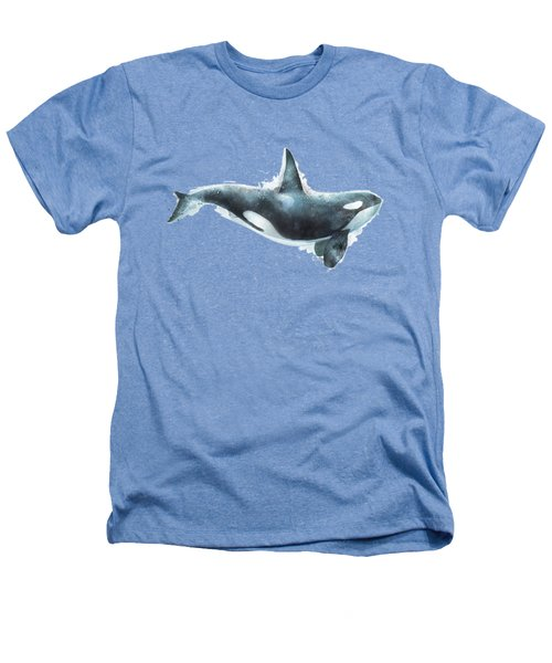 Orca Heathers T-Shirt by Amy Hamilton