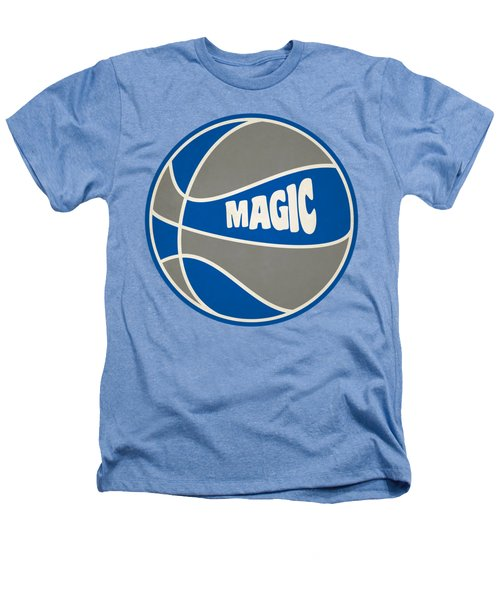 Orlando Magic Retro Shirt Heathers T-Shirt