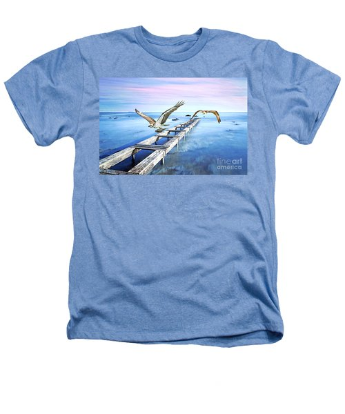Osprey On The Move Heathers T-Shirt
