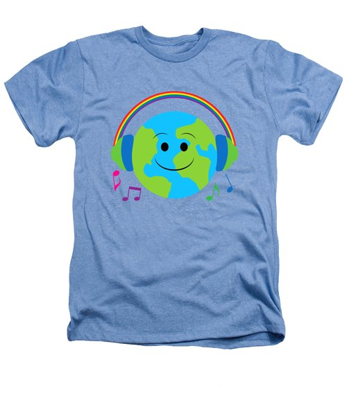 Our Musical World Heathers T-Shirt by A