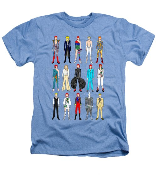 Outfits Of Bowie Heathers T-Shirt by Notsniw Art