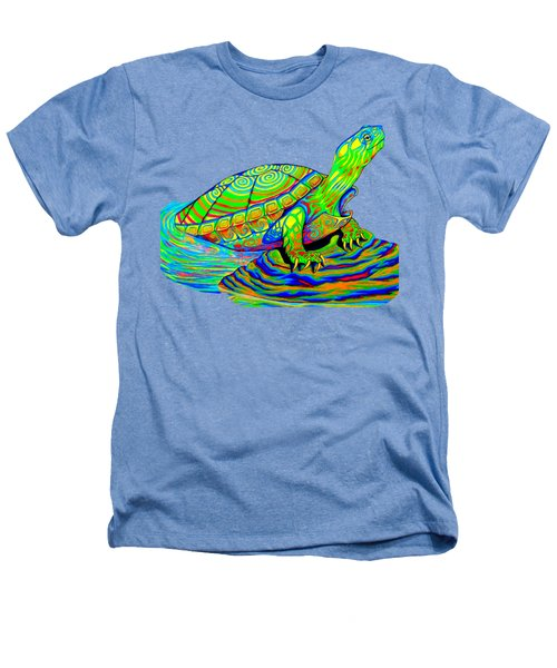 Painted Turtle Heathers T-Shirt
