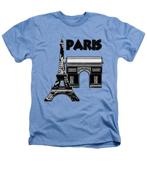Paris Graphique Heathers T-Shirt