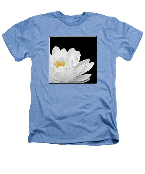 Patch Of Gold Heathers T-Shirt by Gill Billington