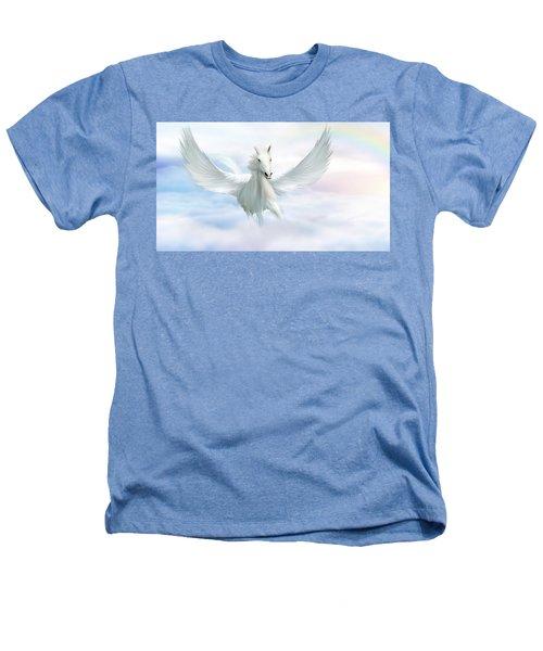 Pegasus Heathers T-Shirt