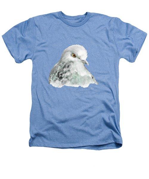 Pigeon Heathers T-Shirt by Bamalam  Photography
