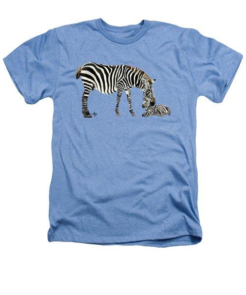 Plains Zebras Heathers T-Shirt