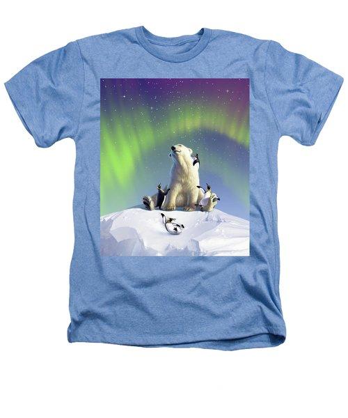 Polar Opposites Heathers T-Shirt