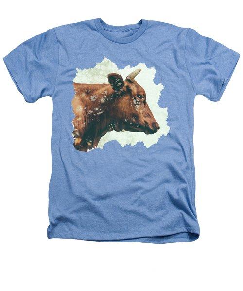 Portrait Of Bess Heathers T-Shirt by Katherine Smit