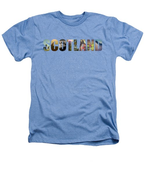 Postcard For Scotland Heathers T-Shirt