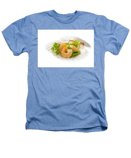 Prawn Appetizer Heathers T-Shirt by Amanda Elwell