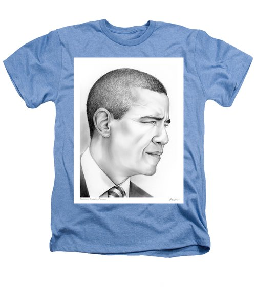 President Obama Heathers T-Shirt by Greg Joens