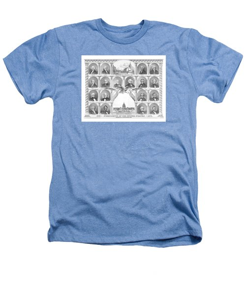 Presidents Of The United States 1776-1876 Heathers T-Shirt by War Is Hell Store