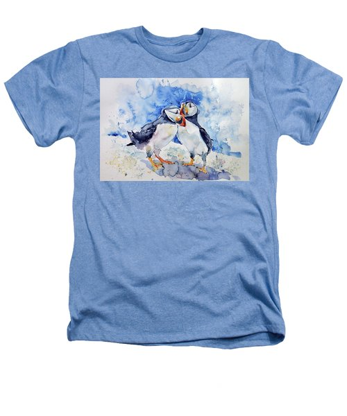 Puffins Heathers T-Shirt
