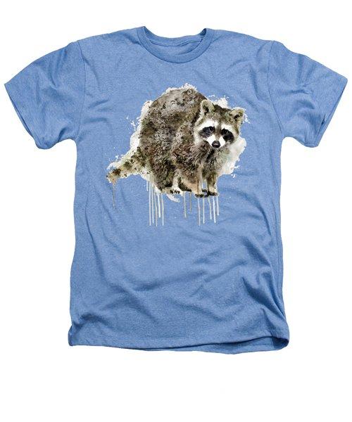 Raccoon Heathers T-Shirt by Marian Voicu