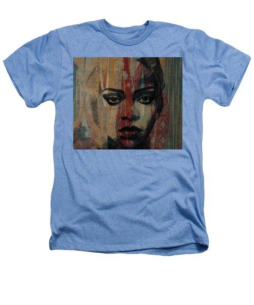 Rihanna - Diamonds Heathers T-Shirt