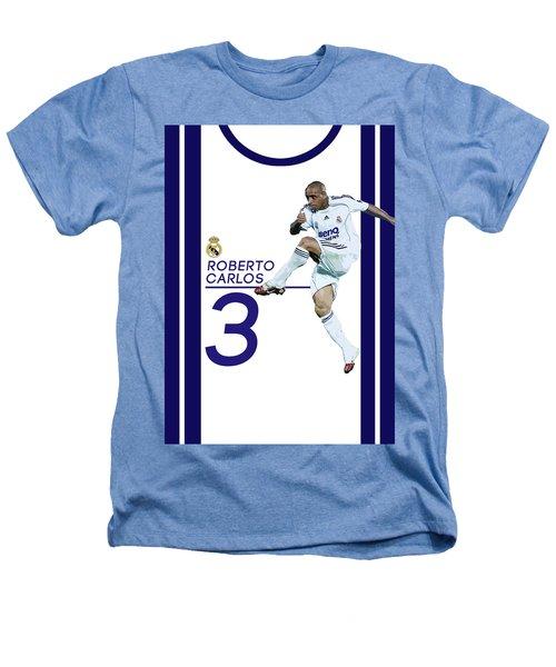 Roberto Carlos Heathers T-Shirt by Semih Yurdabak