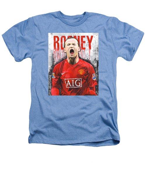 Rooney Heathers T-Shirt by Jeff Gomez