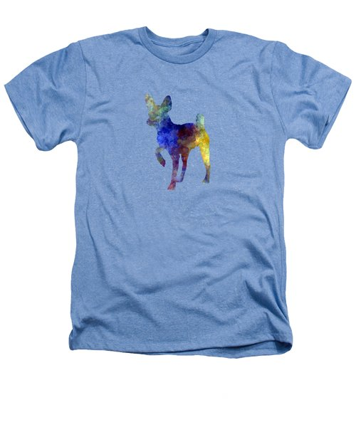 Russian Toy 01 In Watercolor Heathers T-Shirt