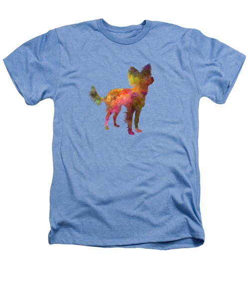 Russian Toy 02 In Watercolor Heathers T-Shirt
