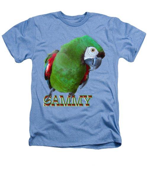 Sammy The Severe Heathers T-Shirt by Zazu's House Parrot Sanctuary