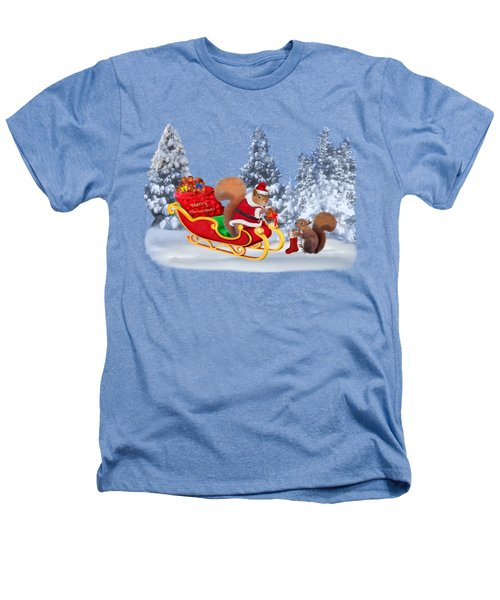 Santa's Little Helper Heathers T-Shirt