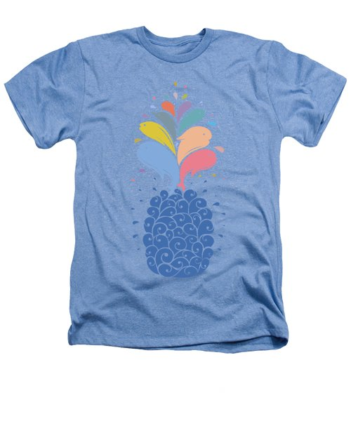 Seapple Heathers T-Shirt